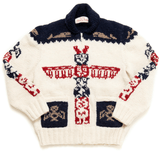 Mary Maxim Bob Hope Totem Sweater