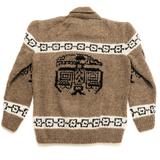 Cowichian wool sweater