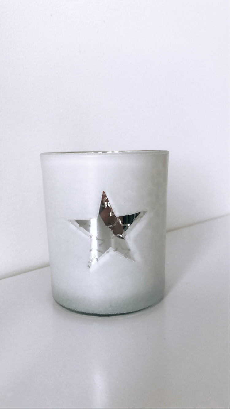 STAR TEA LIGHT HOLDER