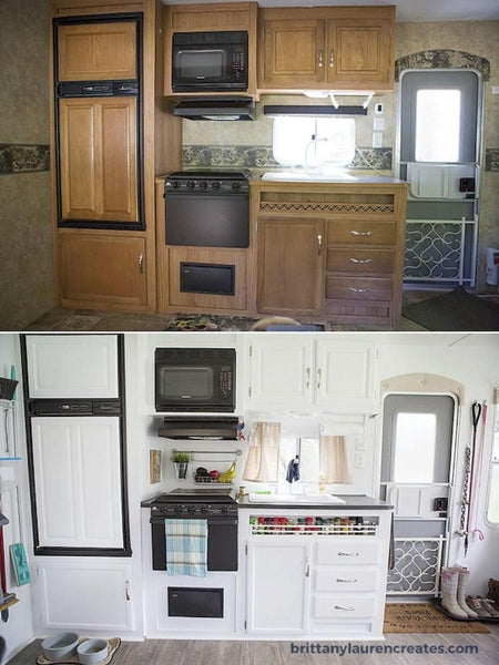 Before and After RV Remodel #4