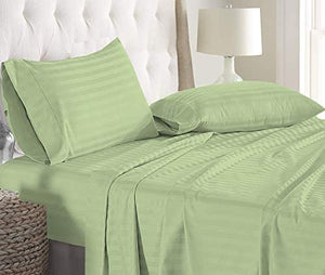 RV Short Queen Sheet Set 400 Thread Count Egyptian Cotton -Made for RVs