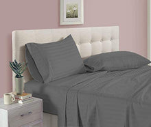 Load image into Gallery viewer, RV Short Queen Sheet Set 400 Thread Count Egyptian Cotton -Made for RVs