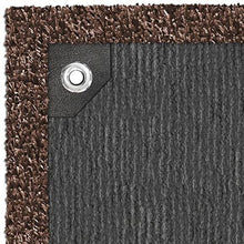 Load image into Gallery viewer, Patio Rug Espresso Brown 6 Ft. x 15 Ft.