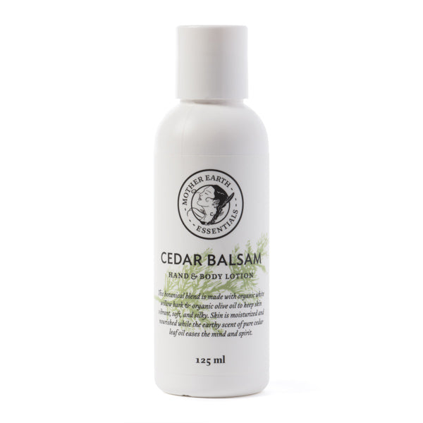 Cedar Balsam Hand & Body Lotion
