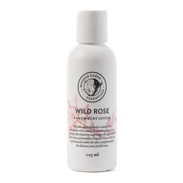 Wild Rose Hand & Body Lotion