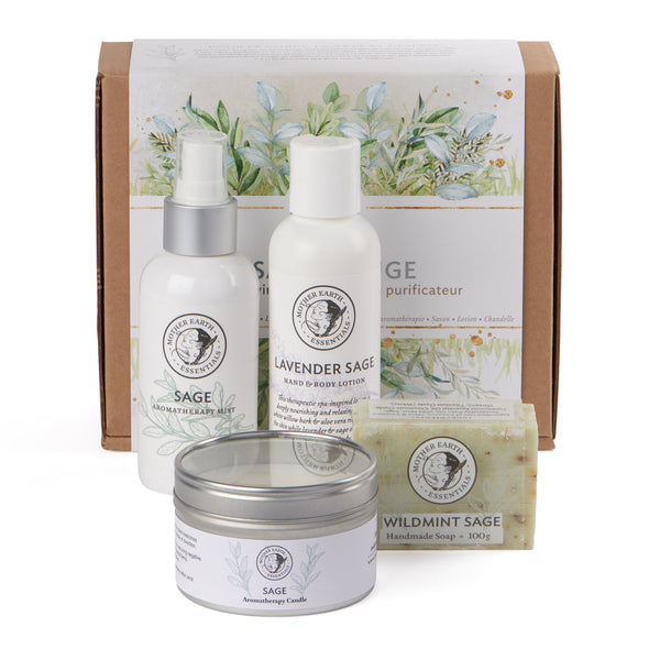 Sage Purifying Pack<br>by Mother Earth Essentials