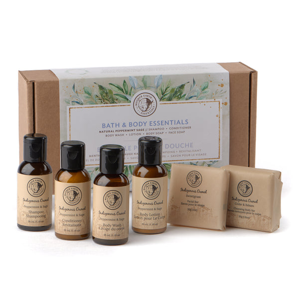 Bath & Body Essentials<br>by Mother Earth Essentials
