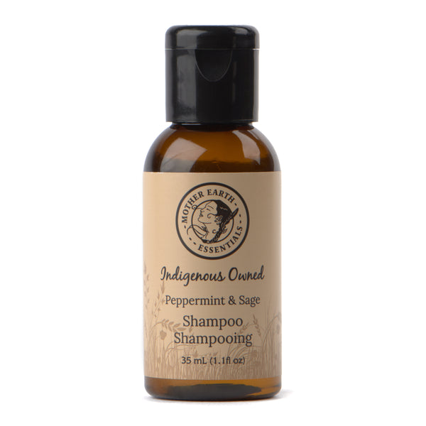Mini Peppermint Sage Shampoo