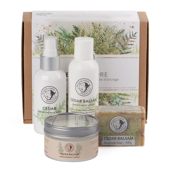 Cedar Grounding Kit<br>by Mother Earth Essentials