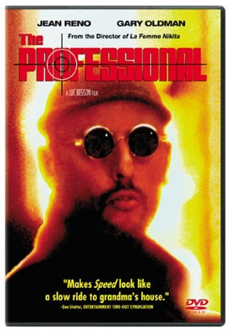 The Professional (New: DVD)