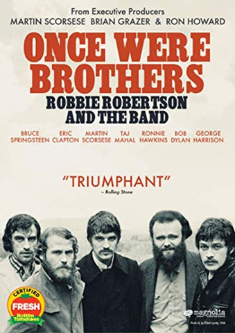 Once Were Brothers: Robby Robertson And The Band (New: DVD)