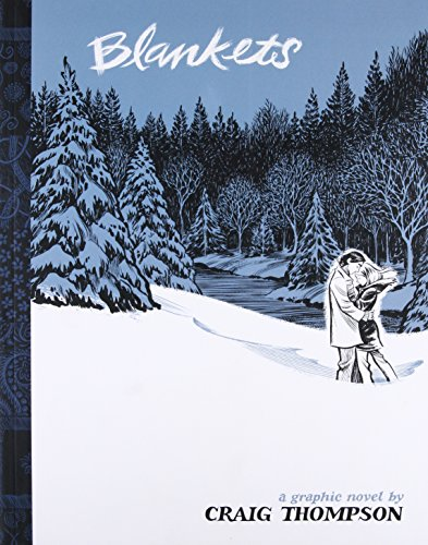 Blankets (New: Paperback)