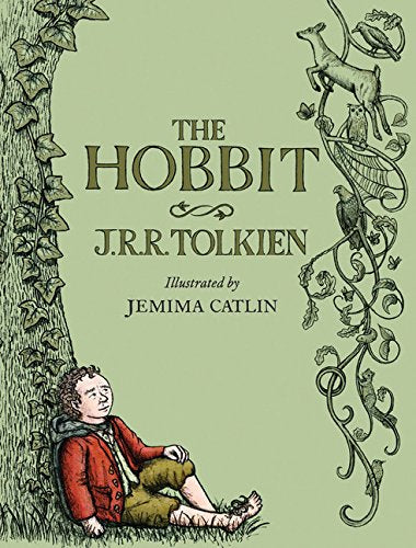 The Hobbit: Illustrated Edition (New: Hardcover)