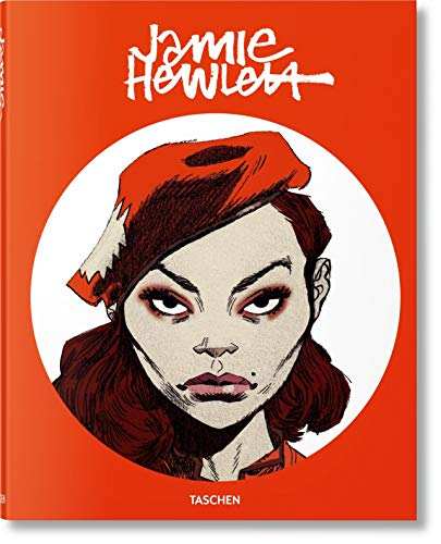 Jamie Hewlett (Multilingual Edition) (New: Hardcover)