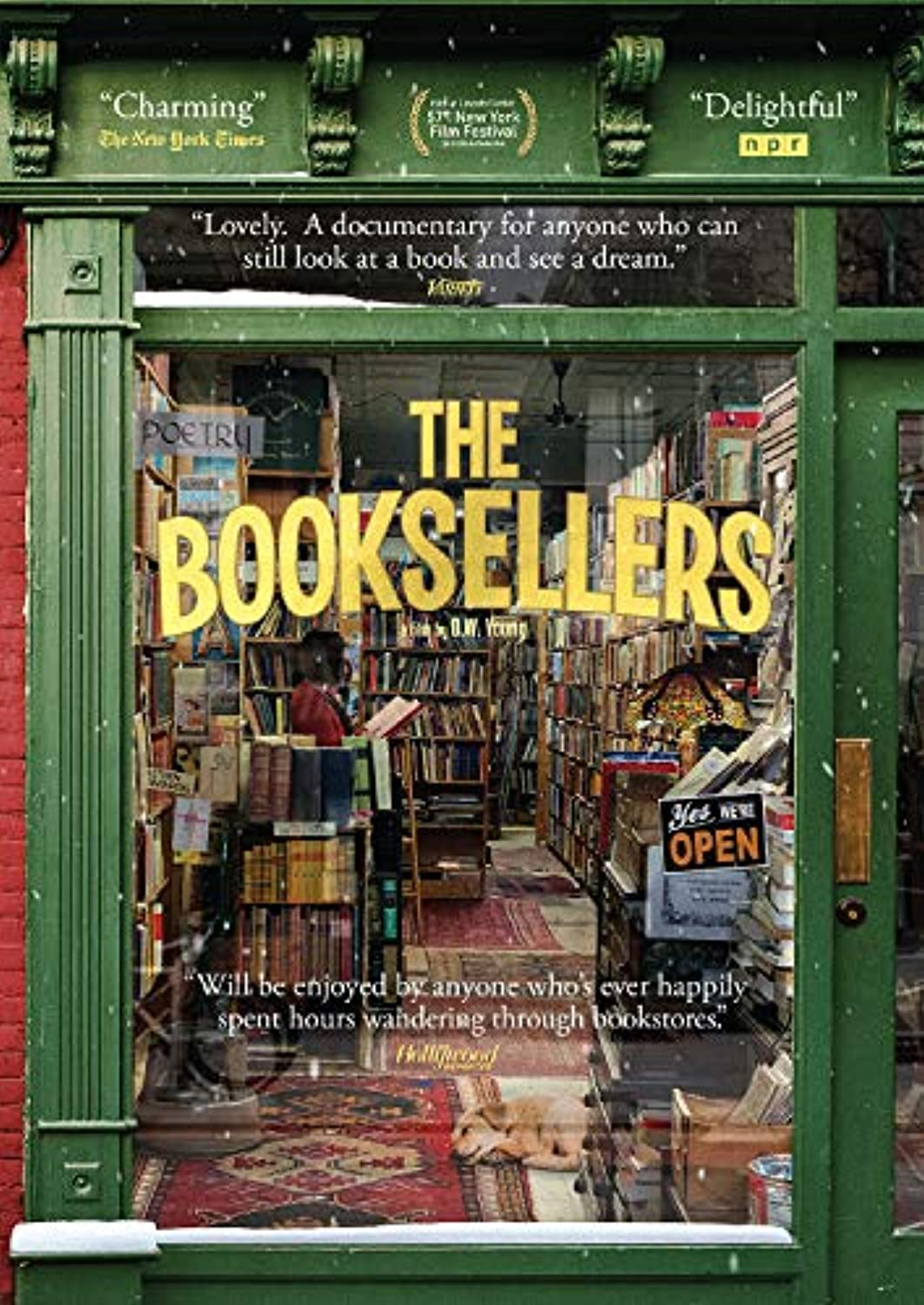 The Booksellers (New: DVD)