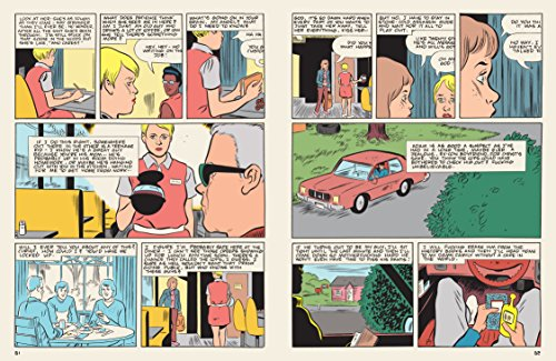 Patience by Daniel Clowes (New: Hardcover)