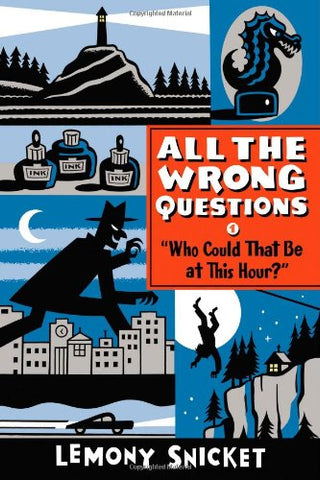 Who Could That Be at This Hour? (New: Paperback)