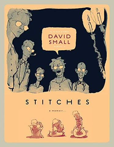 Stitches: A Memoir (New: Hardcover)