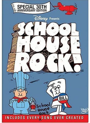 Schoolhouse Rock! (Special 30th Anniversary Edition) (New: DVD)