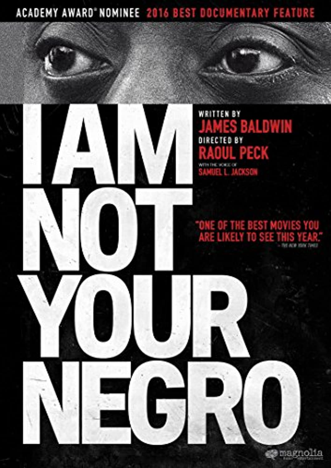 I Am Not Your Negro (New: DVD)