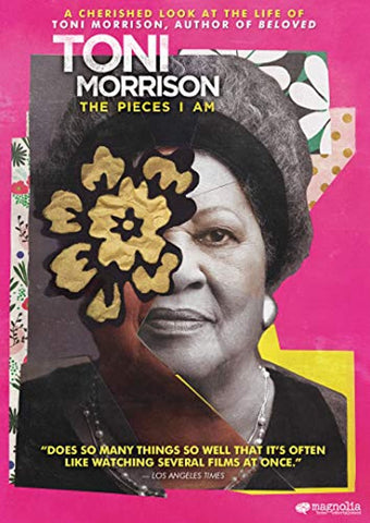 Toni Morrison: The Pieces I Am (New: DVD)