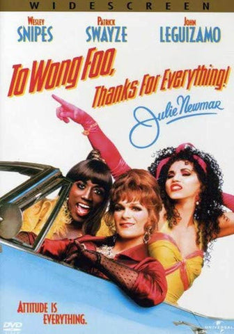 To Wong Foo Thanks for Everything (New: DVD)