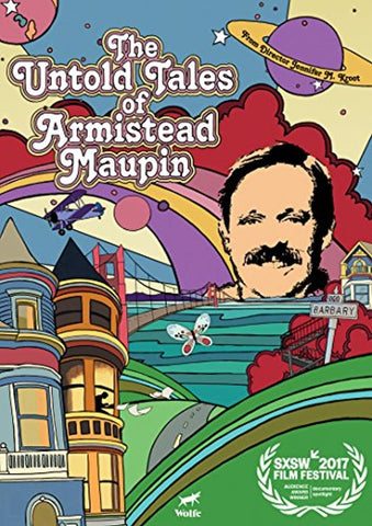 The Untold Tales of Armistead Maupin (New: DVD)