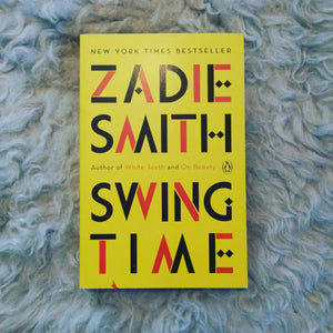 Swing Time by Zadie Smith (Used: Paperback)