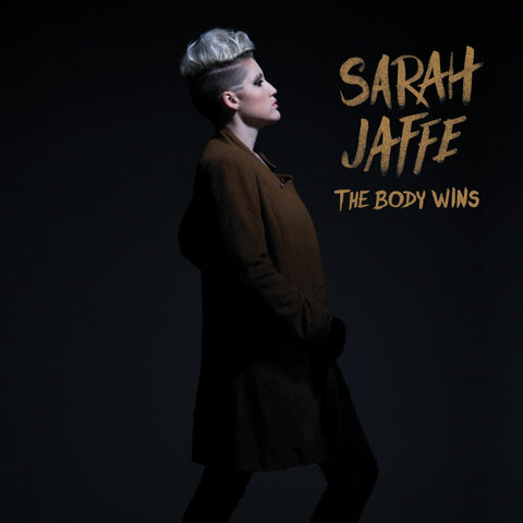 The Body Wins by Sarah Jaffe (New: Vinyl)