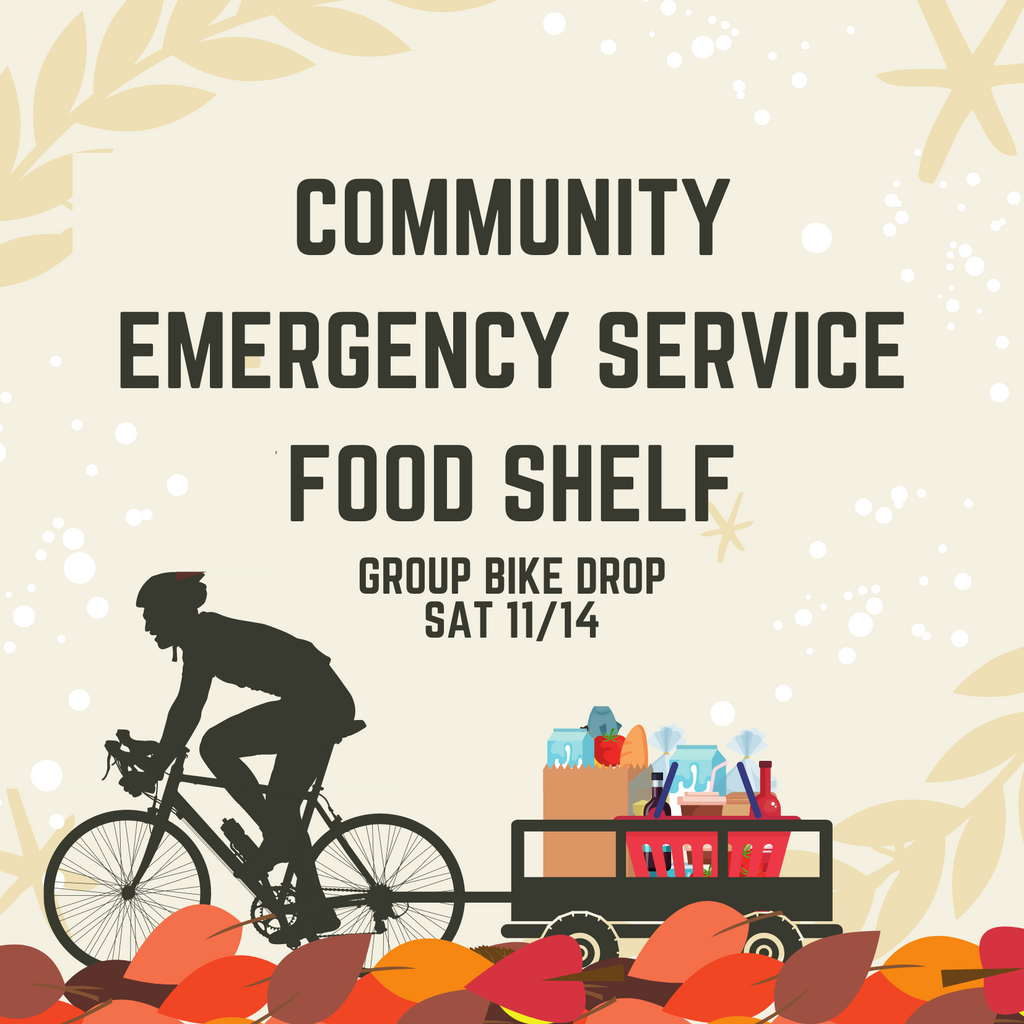 COMMUNITY EMERGENCY SERVICE DROP 11/14