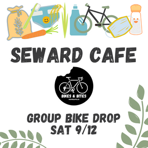 Seward Cafe Drop 9/12