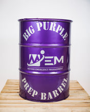 Load image into Gallery viewer, The Big Purple Prep Barrel