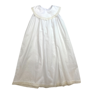 Heirloom Dress - White Yoke