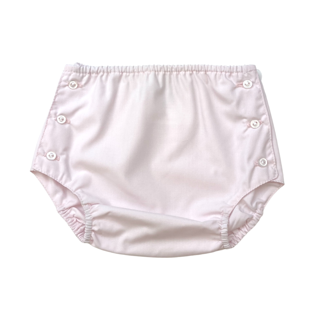 Dapper Diaper Cover - Pink