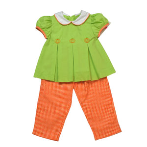 Pumpkin Pant Set