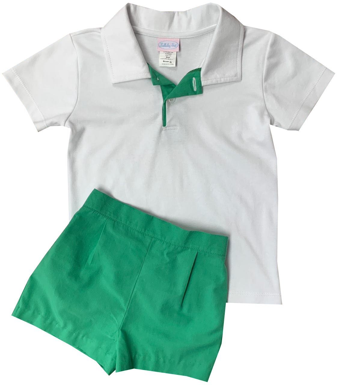 Parker Polo - Green
