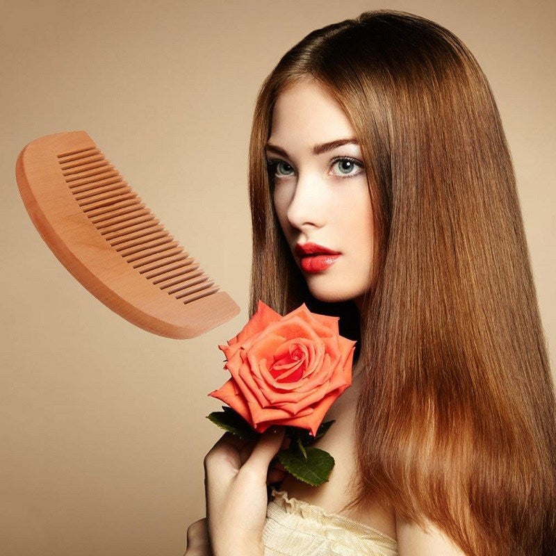 Heavy Quality Wooden Comb