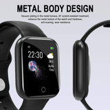 Smart Watch (Both Iphone & Android )