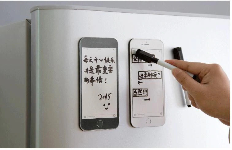 Magnetic Iphone Note Pad