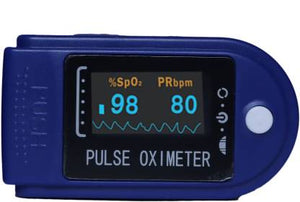 Reelom Pulse Oximeter(Blue)