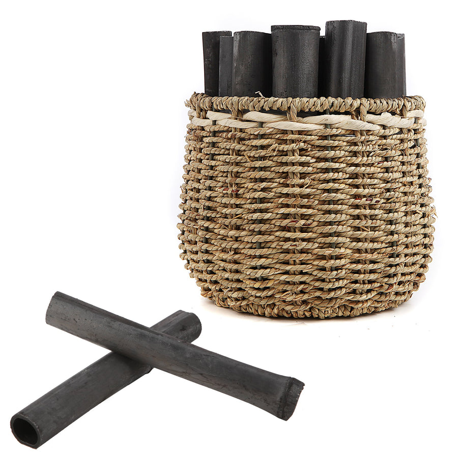 Bamboo Charcoal Strips Basket