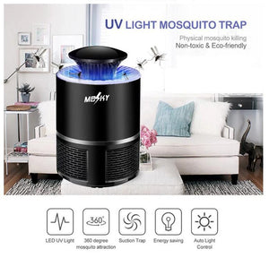 Mosky L250 USB Mosquito lamp household indoor insect repellent anti-mosquito trapping artifact baby insect lamp