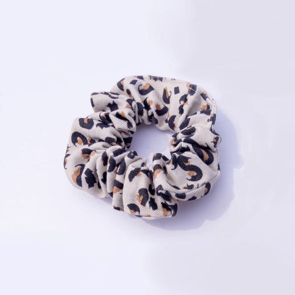 Leopard Scrunchie by Madaleine Nelson - Holiday Feature
