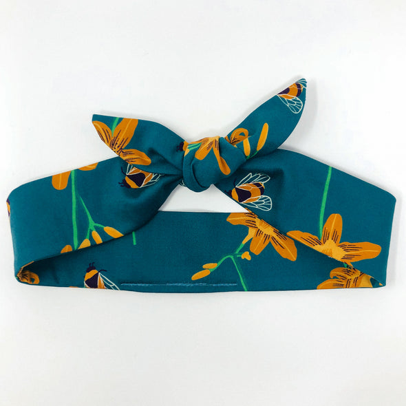 TigerLily & Bee - Tie Headband