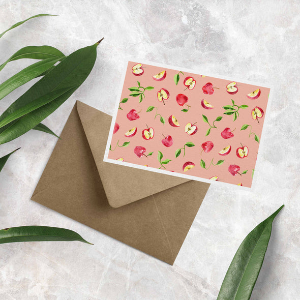 Fruit Collection Greeting Card
