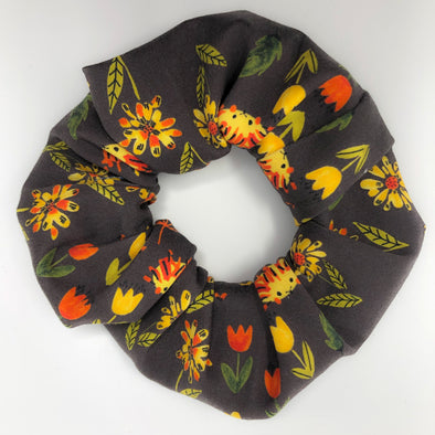 Hedgehog Garden Scrunchie