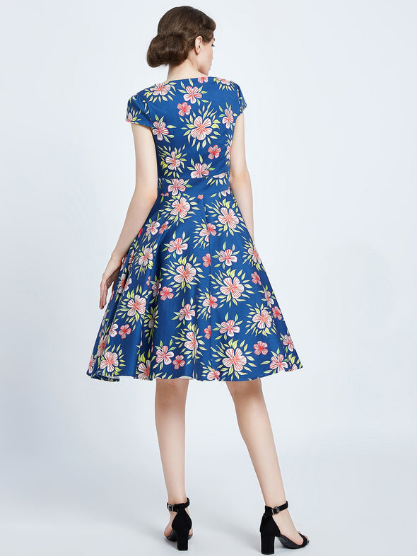 Sakura Aline Dress