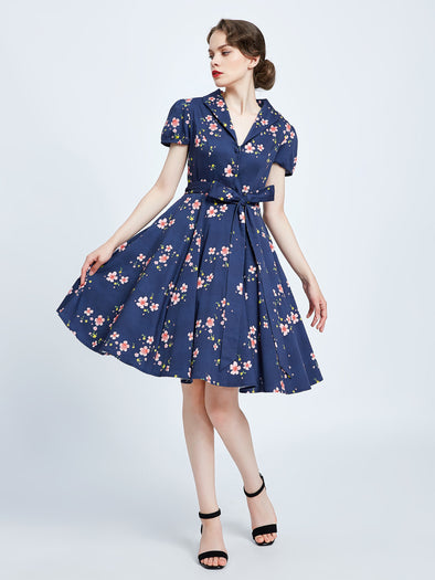 Sakura Lady Dress
