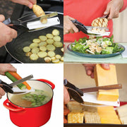 2 in 1 Kitchen Vegetable Smart Cutter and Chopper™