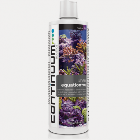 CONTINUUM CLEAN EQUATION F ANTIALGHE ACQUA DOLCE 250ml